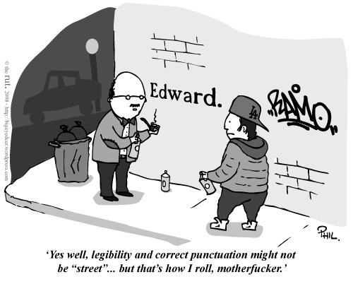 Language Log » Pop-Whorfianism in the comics again