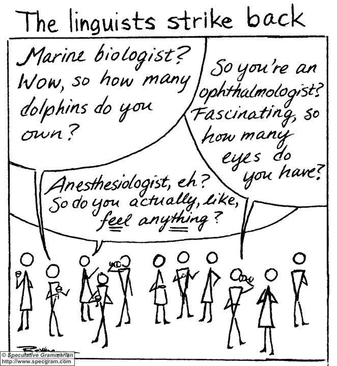 language log linguists strike back