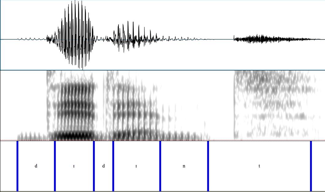 Transcription, lenition and allophonic variation