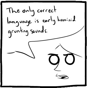 Language Log Outdorking Word Dorks