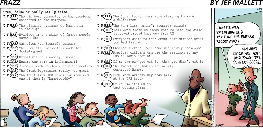 Language log snow words in the comics