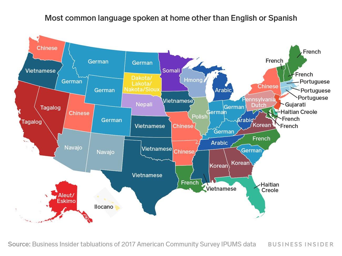 Language Log » America as a multilingual nation