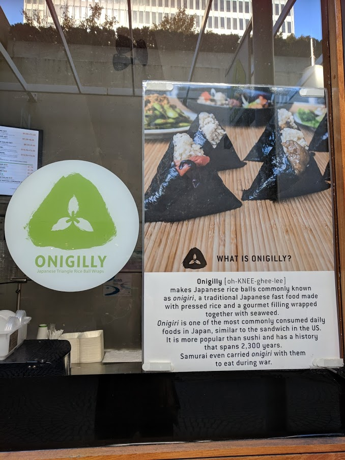 Language Log » Onigiri > Onigilly