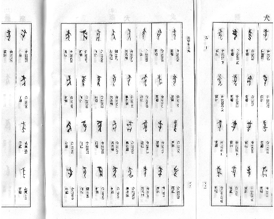 Language Log » Of dogs and Old Sinitic reconstructions
