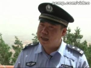multilingual cop scene