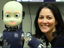 Mishal Husain and the Mishalbot